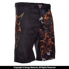 "Raven ""Oni"" Fight Shorts"